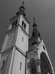 Kostelní věže