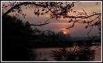 Západ slunce nad Novým stavem podruhé ;-)