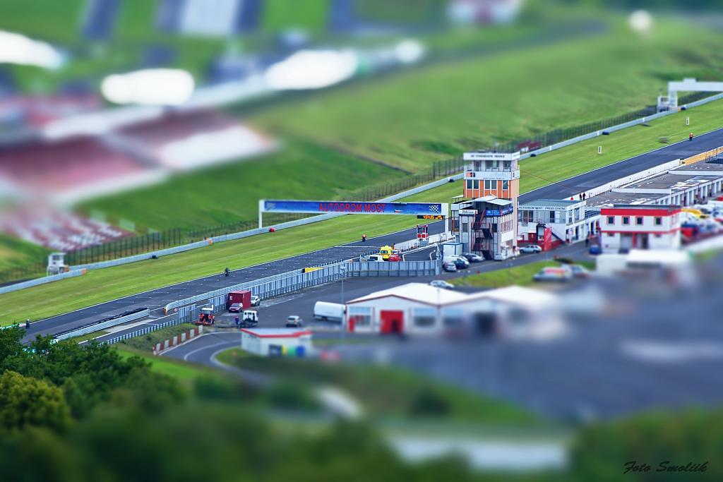 autodrom most