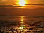 north sea..