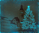 vánoční pohlednice....