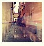 ulice duchů....