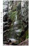 Vaňovský vodopád neboli Vrkoč