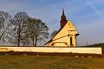 Kostel Nanebevzetí Panny Marie II