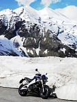 Euromoto trip - Rakouské Alpy - květen