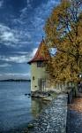 V�i�ka na b�ehu Bodamsk�ho jezera