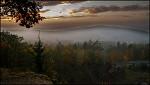 V mlhavém oparu