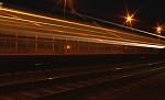Projíždějící vlak