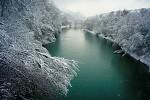 voda, sníh, led a sůl...