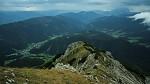 alpská údolí...