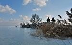 Zamrznutý Balaton