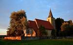 Kostolík v Neštichu