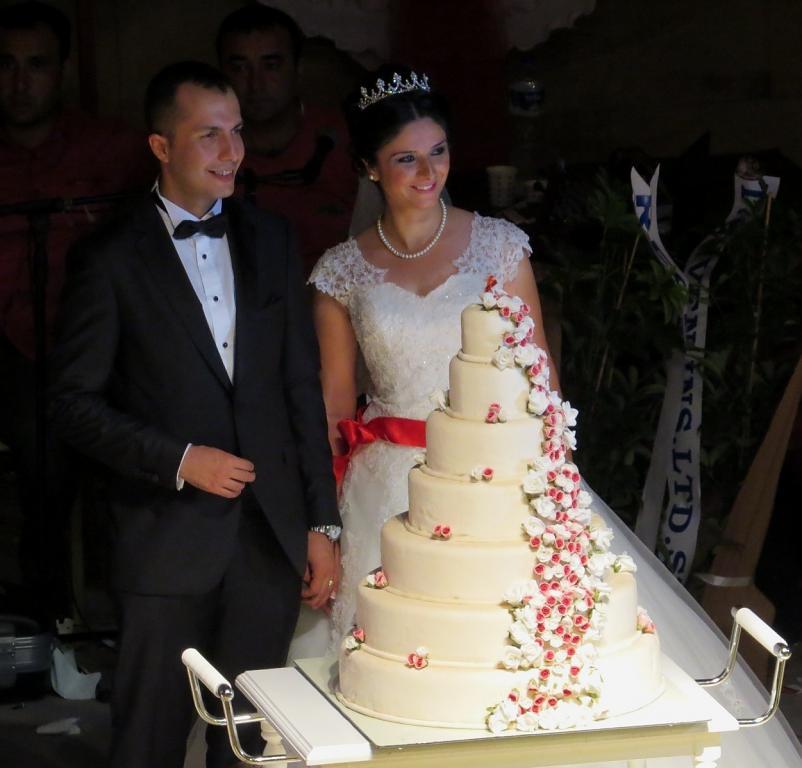 Na tureckej svadbe