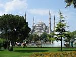 Modrá mešita - Istanbul