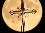 Pavúčik a spln Mesiaca