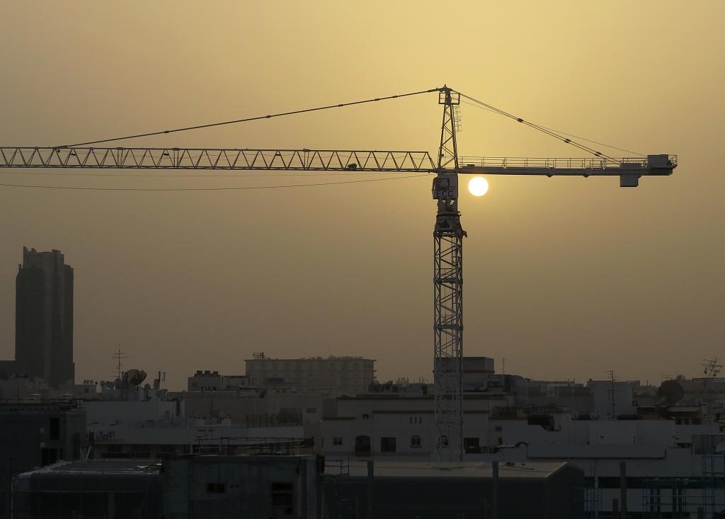 Dubajský večer