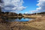 rybník Lavičky