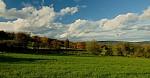 podzimní krajinka