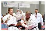Karate je tvrdý sport