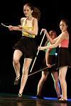 Tanec s hůlkou