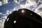 Velké slunce v malém otvoru