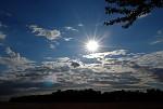 pred zapadom slnka