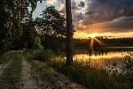 Západovka u rybnika Šustov