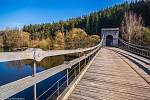 Řetězový most,Stádlec