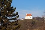 Kaple svatého Antonína v Dolních Kounicích