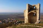 Zřícenina hradu Staatz