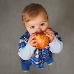 najdi si svoje jablíčko, tohle už mám označený ...