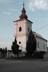 Kostel sv. Jiljí, býv. panský dvůr Leopoldov