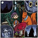 Ferina na cestě za kouzelnou houbou