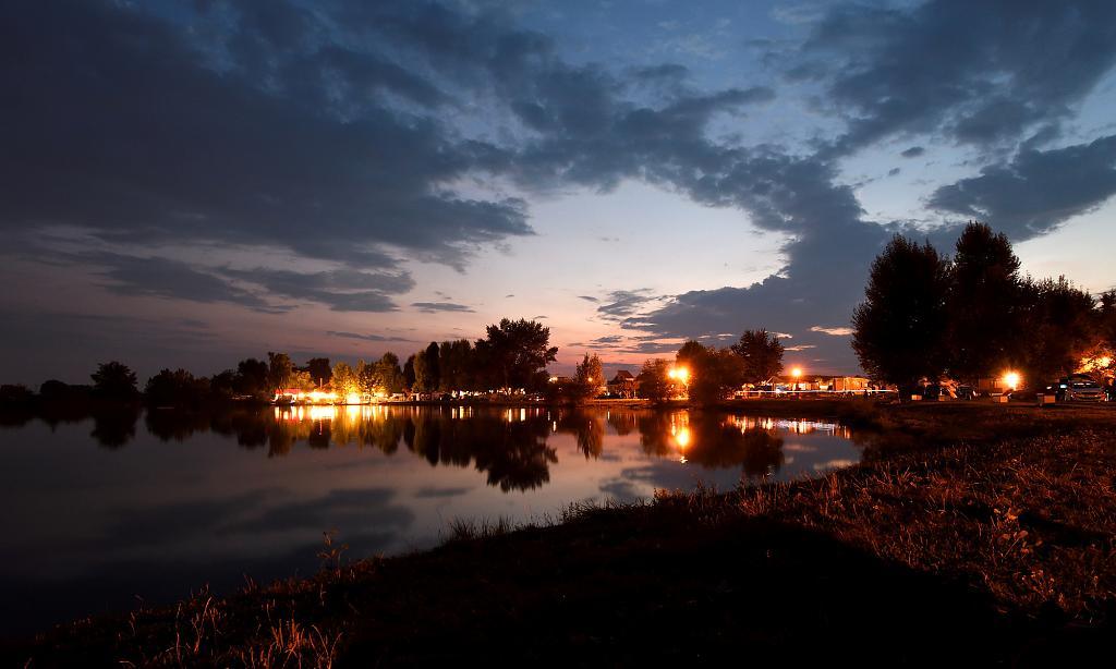 Malá laguna, Pasohlávky