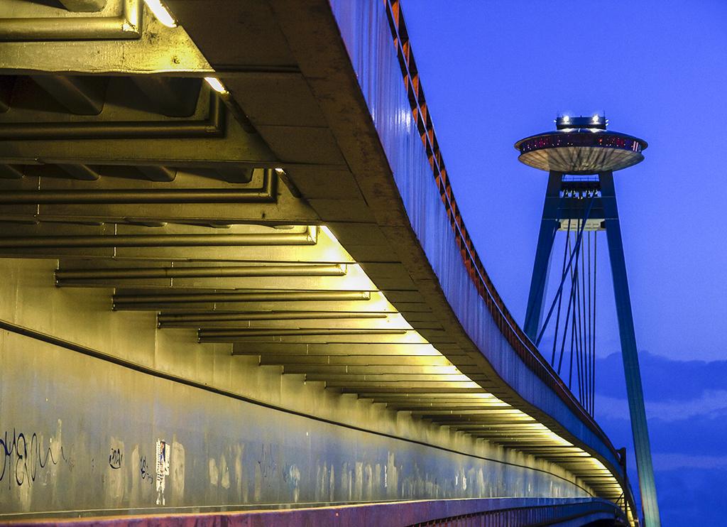 Most SNP -  Bratislava