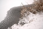 Zima u břehu