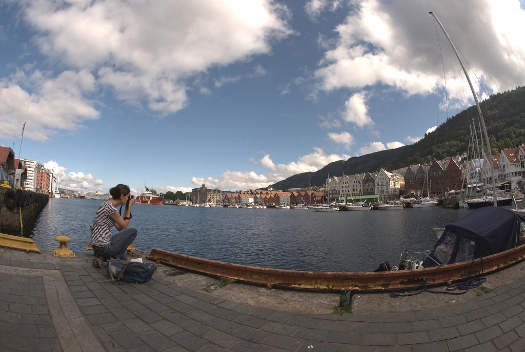 Fotografka Bergenu