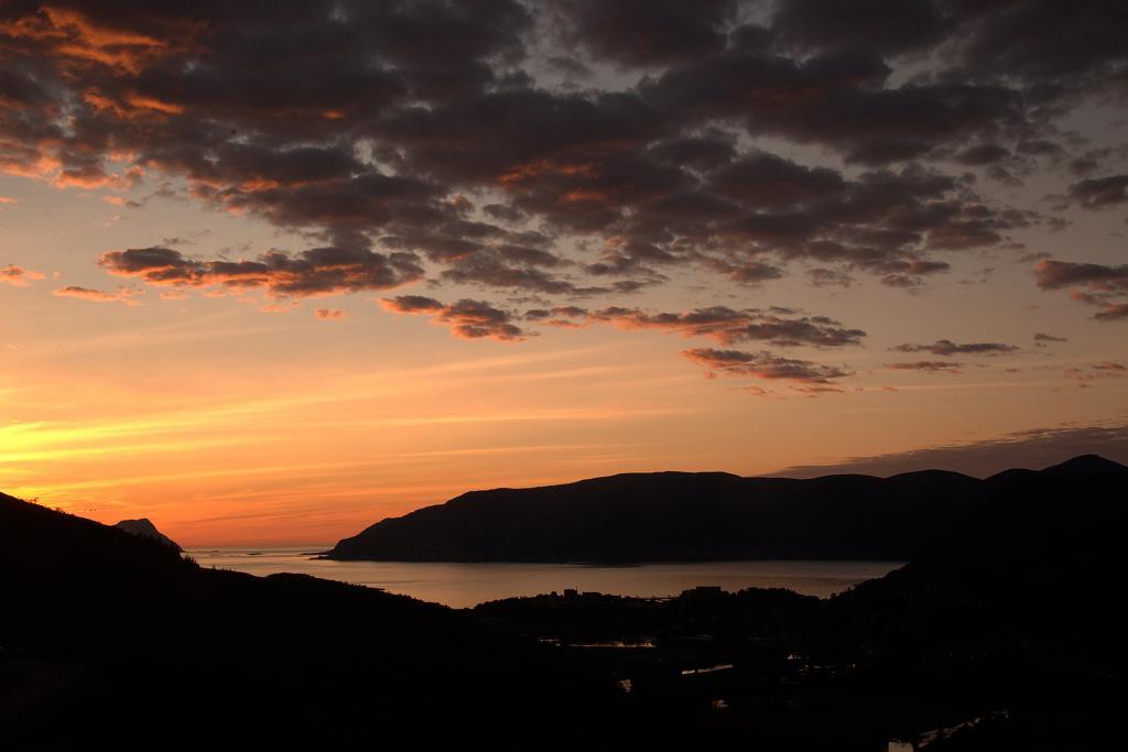 Norský podvečer