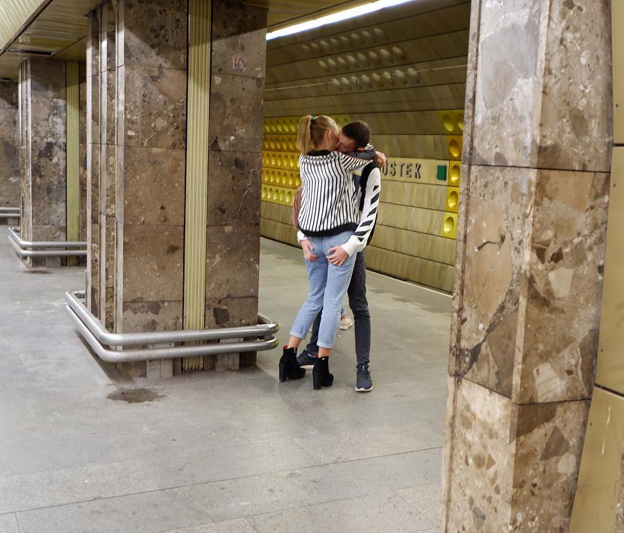 Láska v metru