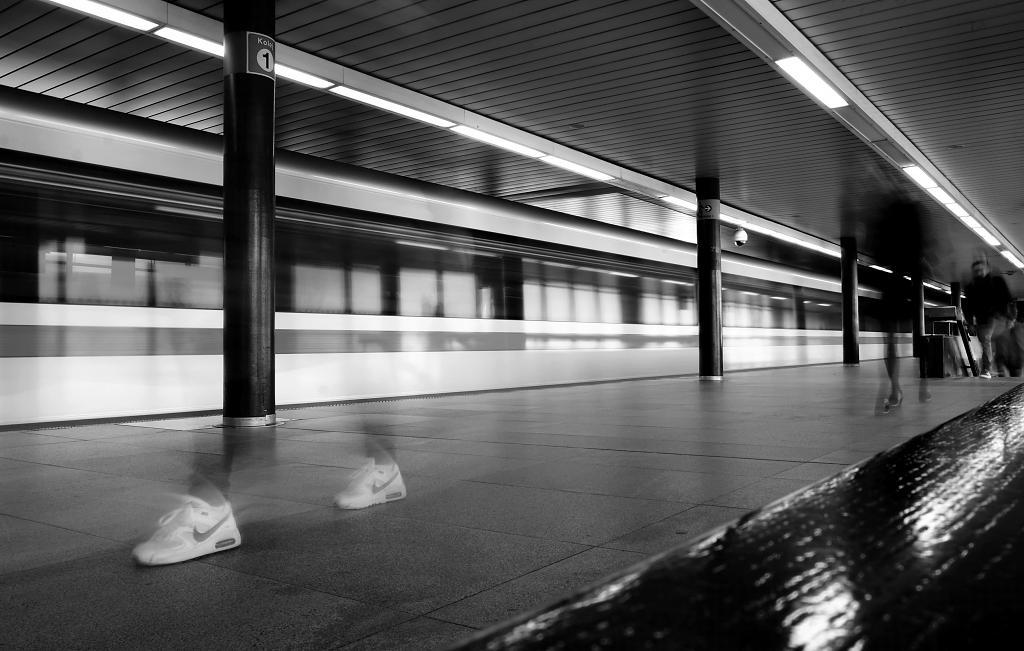 Kroky v metru