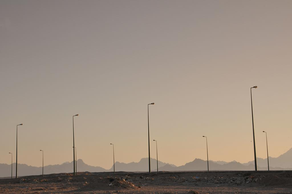 Světla v poušti