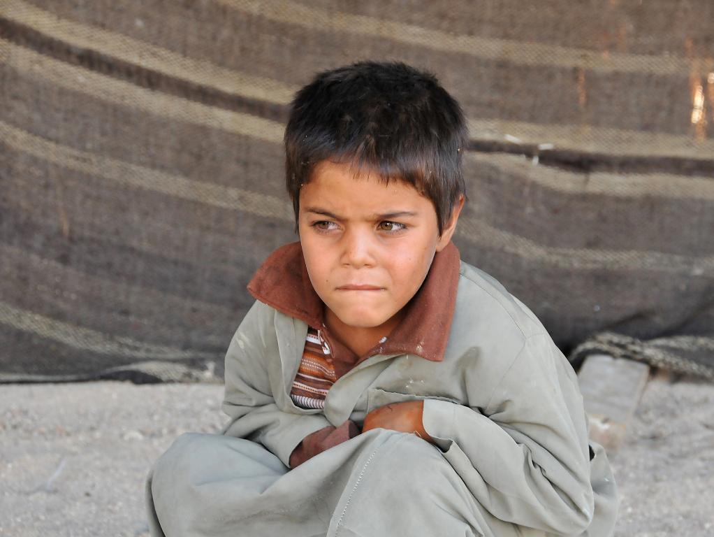 Berberský kluk