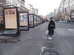 Galerie na ulici