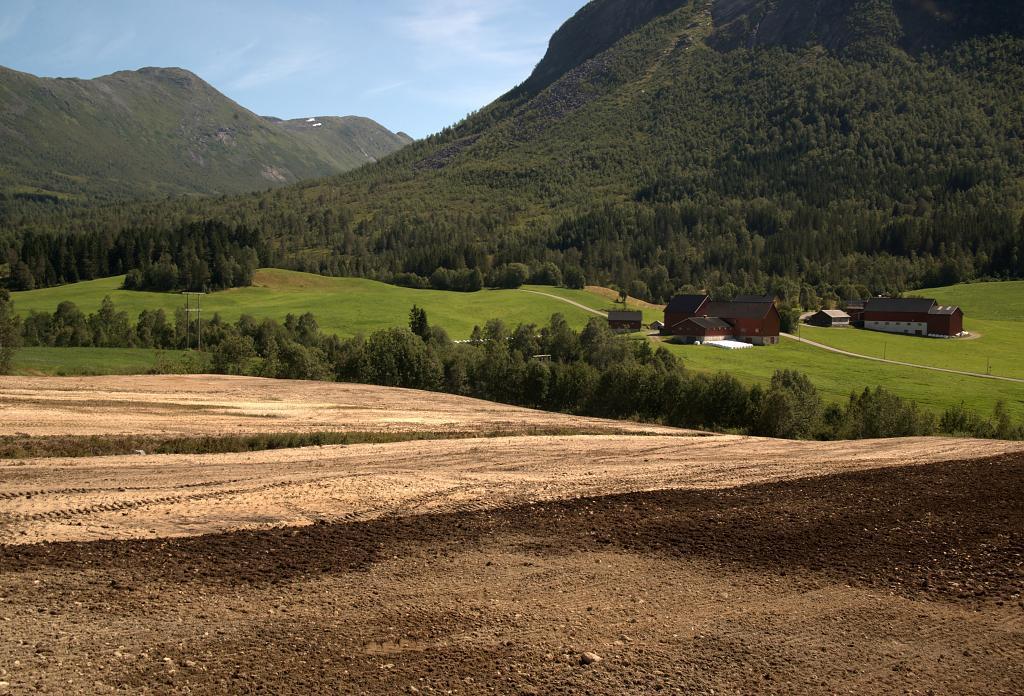 Norská usedlost