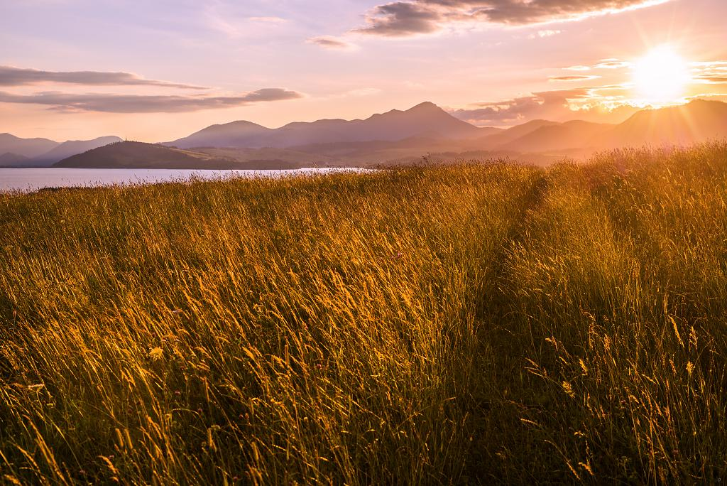 Cestou za sluncem. Nízké Tatry /SK/.