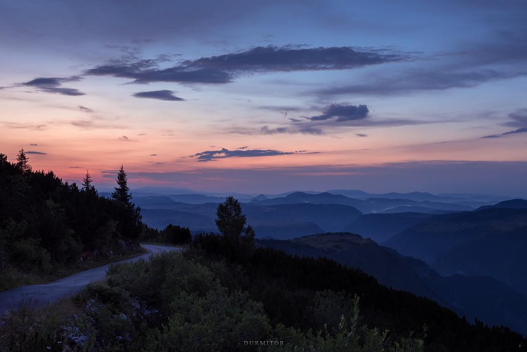 národní park Durmitor /MNE/