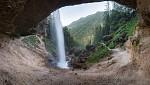 Vodopád Peričnik v dolině Vrata
