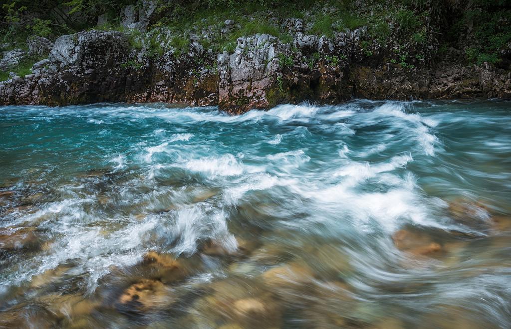 řeka Tara /Černá Hora/