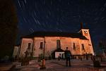 kostel s hvězdami