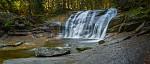Mumlavský vodopád - pano